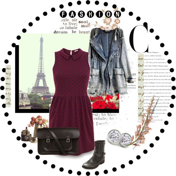 """""""FRANCE look"""" by krajobrazy on Polyvore"""