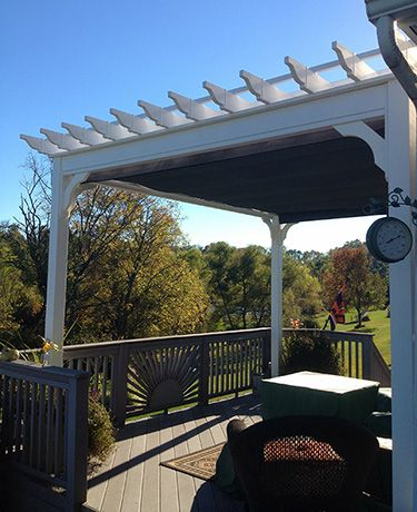 Pergolas Wood And Vinyl Pergolas Amish Country Gazebos Pergola Wood Pergola Vinyl Pergola