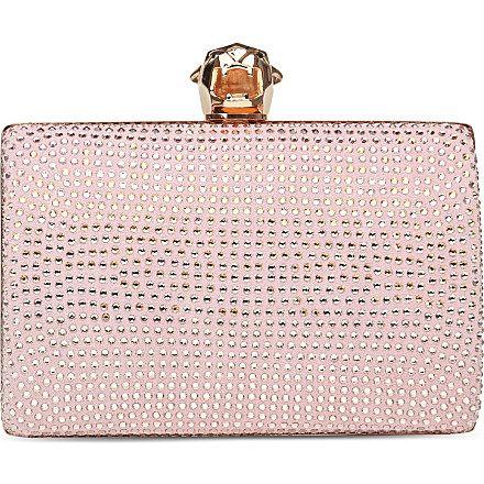 e49cf0aad3d STARK Tamara crystal clutch (Rose gold) Clutch Handbags