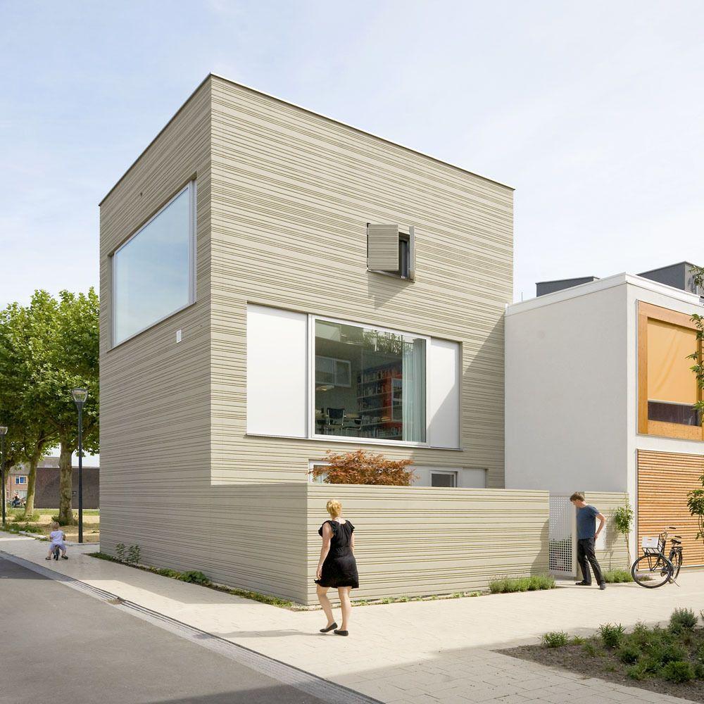 Gallery of Stripe House / GAAGA - 11 | houses | Pinterest | House ...