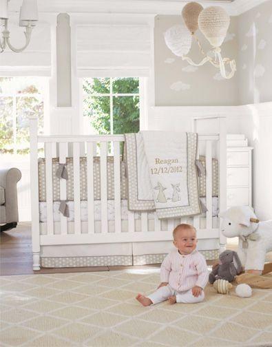 Neutre Nursery Neutral Unisex Baby Room Pottery Barn Baby Nursery