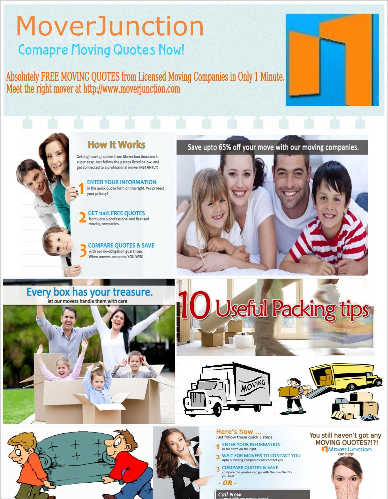 Free Moving Quotes Moving Quotes  Httpgokingmoverfreemovingquotes  Free
