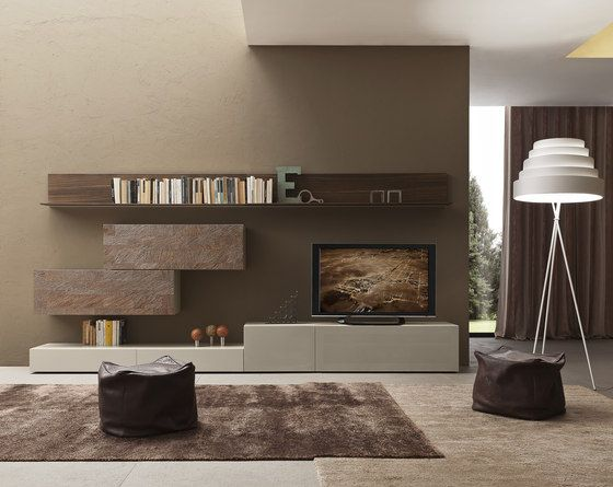 Syst mes d 39 armoires rangements i modulart presotto for Presotto industrie mobili spa