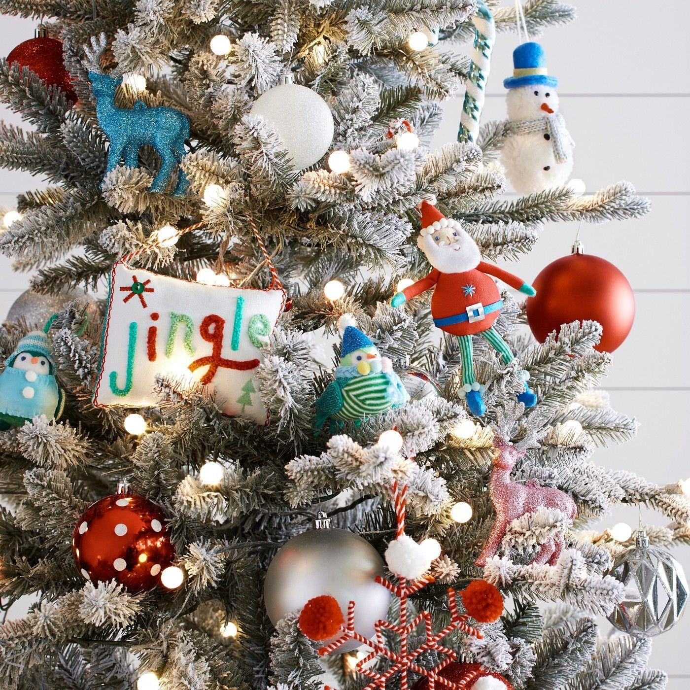 Target Merry Lane Christmas Ornament Kit Wondershop Weihnachtsschmuck Rustikal Urlaub Dekorieren Christbaumschmuck