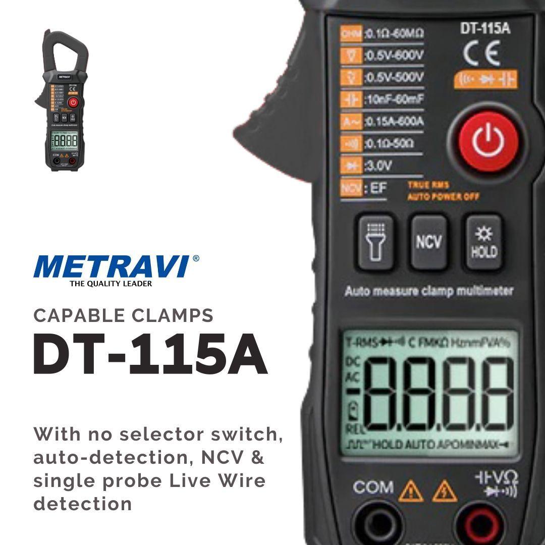Pin On Digital Clamp Meters