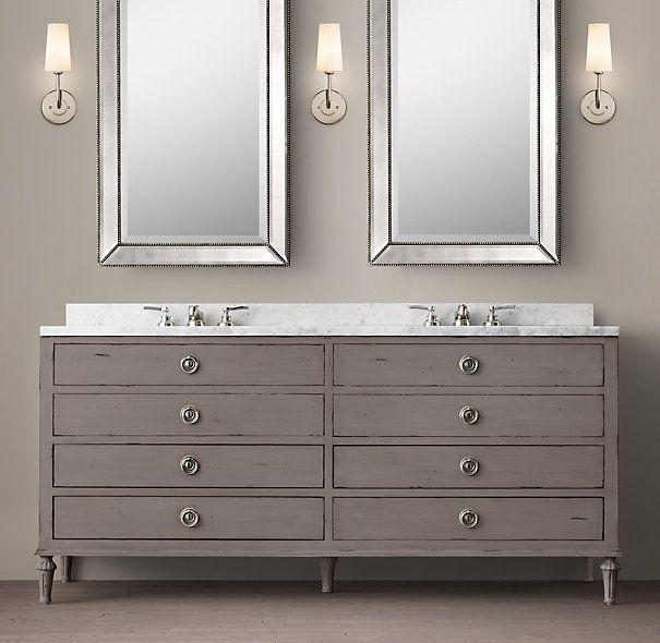 Maison Double Vanity Sink