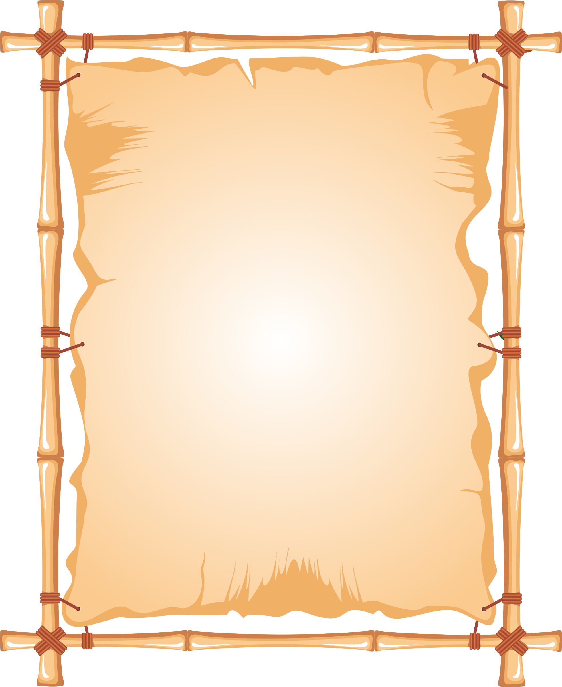 gold certificate border | bamboo frame by floedelmann | matrimonio ...