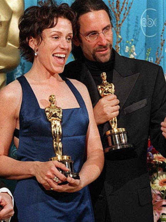 Joel Coen His Wife Frances Mcdormand Oscar Winners Oscar