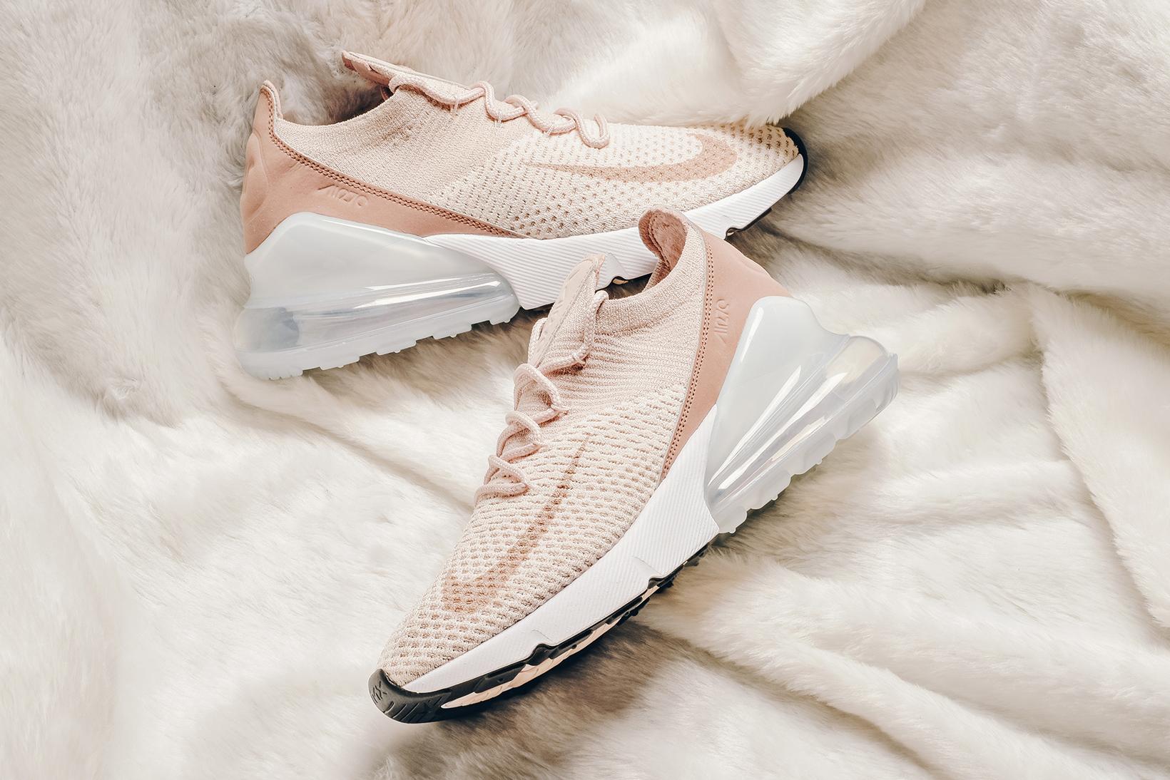 Nike Mixes Three Pink Hues On The Air Max 270 Sneakers Fashion Nike Air Max Vans Shoes Women