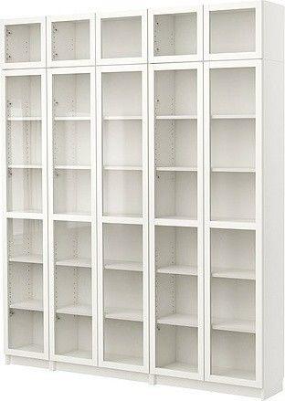 Ikea Billy Bookcase W Glass Door Glass Upper Addditons For Mr S Lego Collection Bucherschrank Mit Glasturen Ikea Bucherschrank Bucherregal