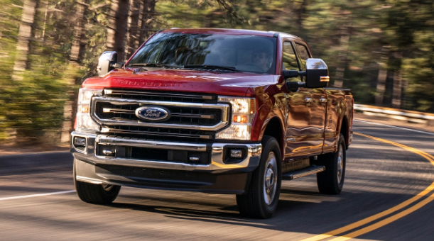 2021 Ford F250 King Ranch Exteriors Engine And Powertrain Ford