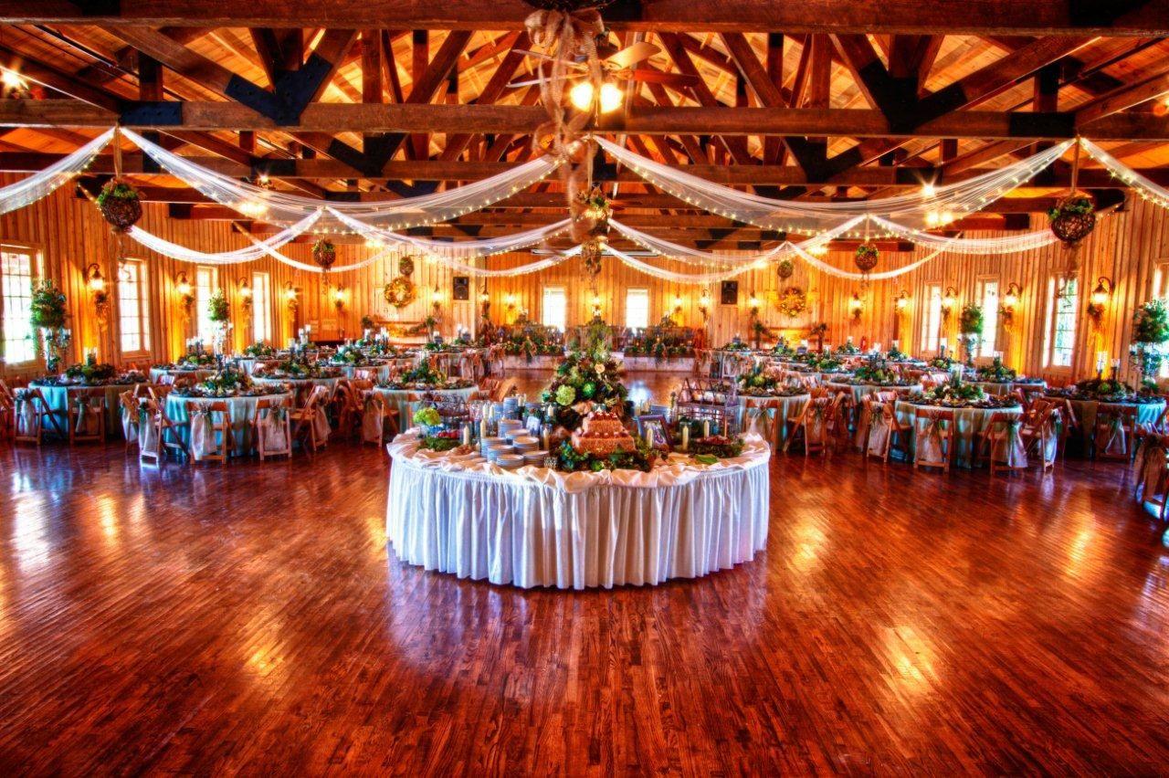 Wedding Venue Locations in Texas and Oklahoma Indoor