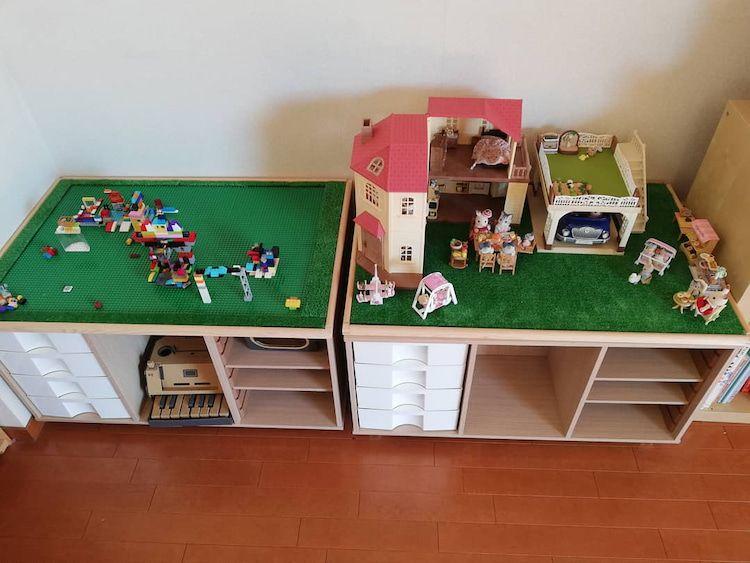 Photo of 『レゴテーブルDIYは、初心者でも作れる!』