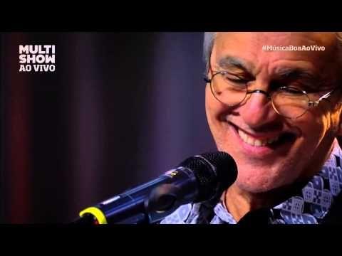 Música Boa ao Vivo - Caetano Veloso - Sozinho - 14/04/2015