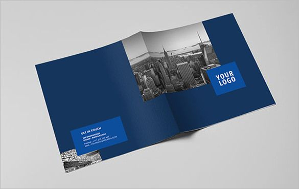 Architecture Brochure Template Modern Architecture Brochure