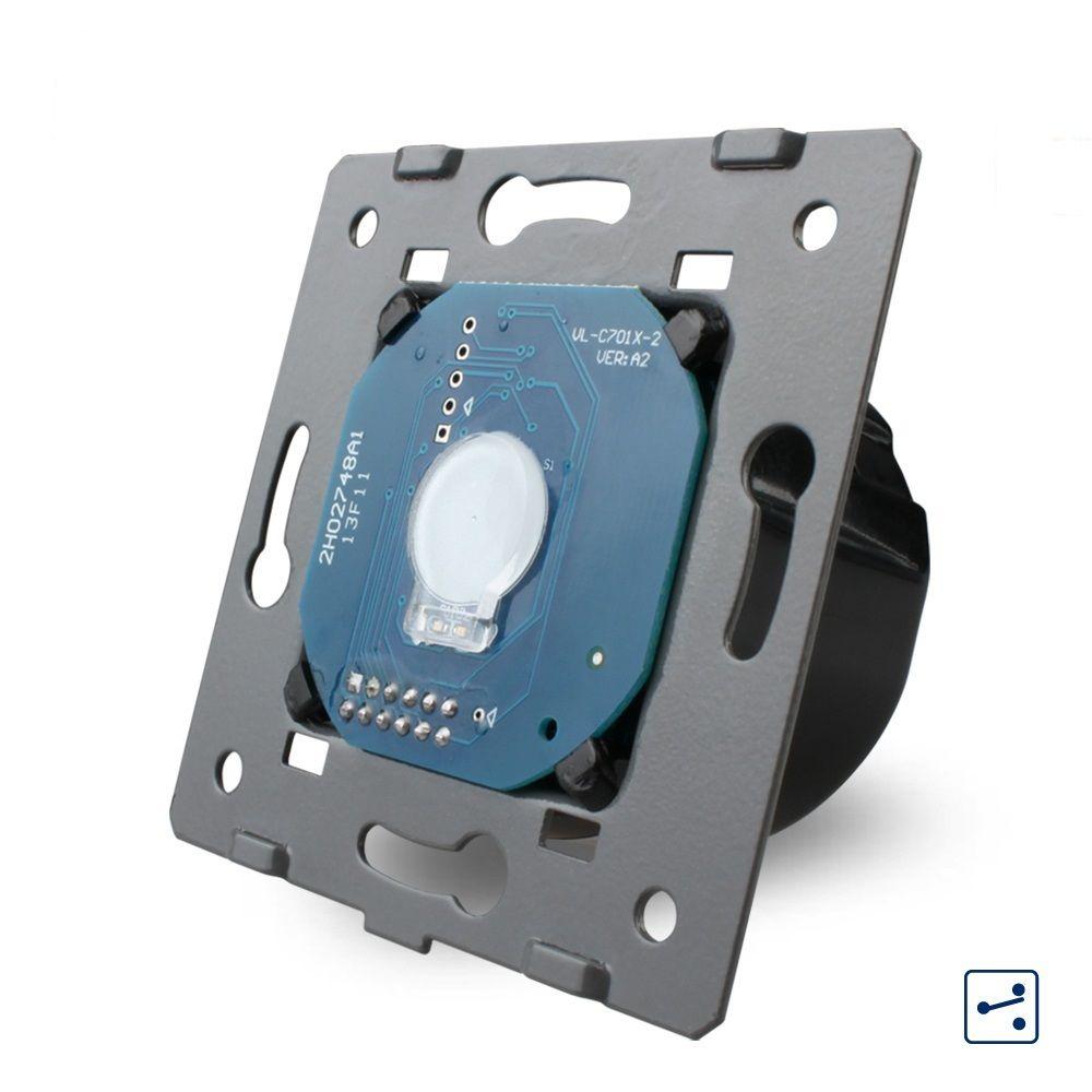 Manufacturer, EU Standard,1 Gang 2 Way Control, Wall Light Touch ...