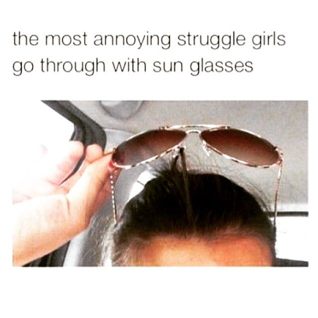 #hair stuck in sunglasses ... #struggle #lol #life #dailystruggle #style #smile #me #funny