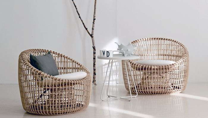 Nest: Sustainable Rattan Décor With Scandinavian Charm | Rattan ...