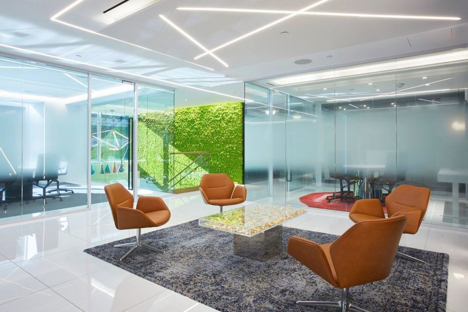 We Took a Tour of This Shared Office Space That Looks More