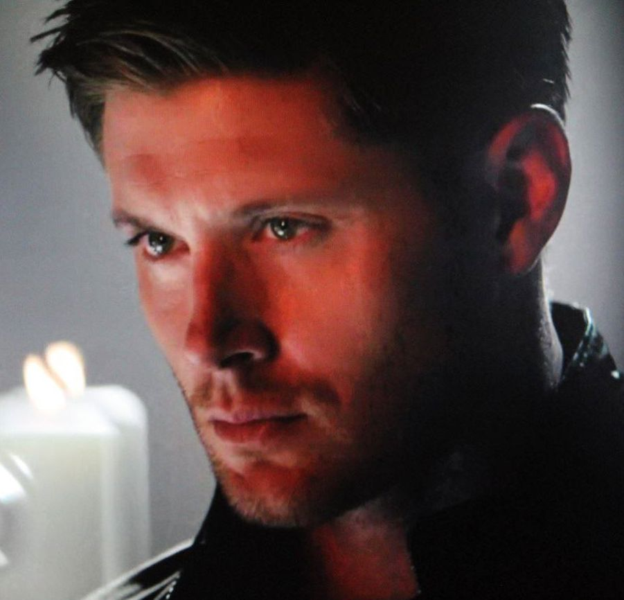 Promo scene of Dean/Jensen shown during the finale - credit goes ...