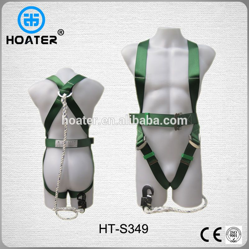 China Manufacturer Safety Hunting Body Harness With