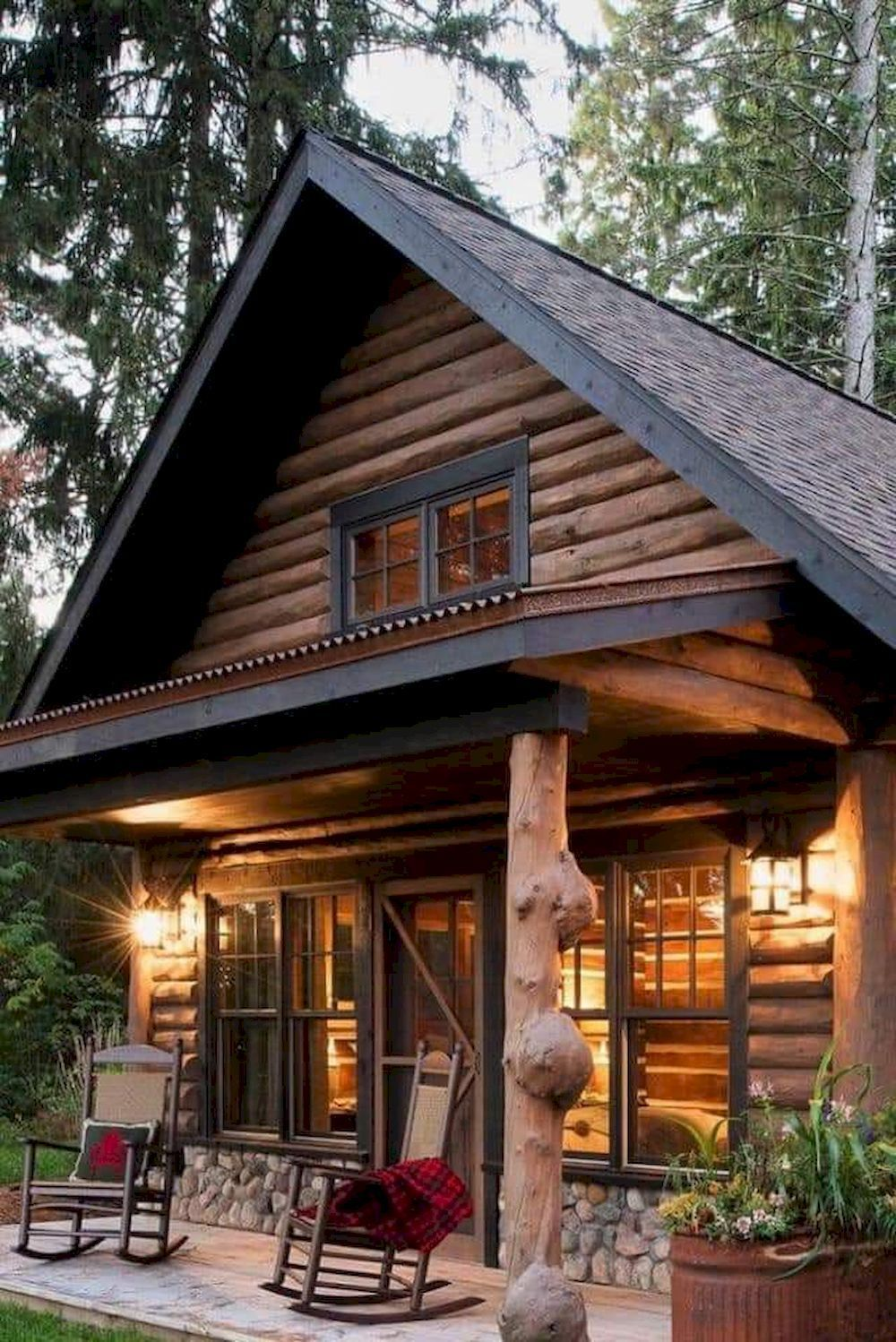 Why The Log Cabins Are The Best In 2020 Rustic House Rustic Cabin Log Homes