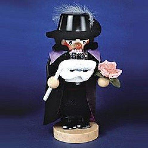 Steinbach Chubby Phantom Nutcracker http://www.oktoberfesthaus.com