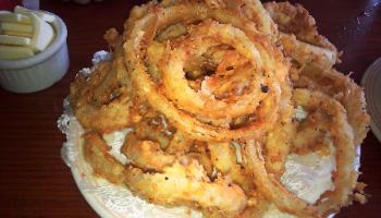 Portland Or Sayler S Old Country Kitchen 1 2 Order Onion Rings