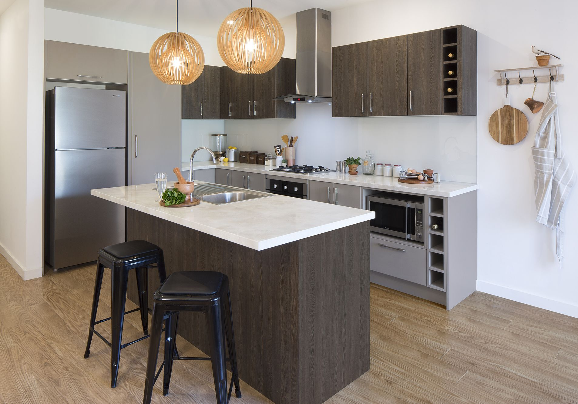 Flat Pack Kitchens Inspiration Gallery  Kitchen Design  Kitchen Cool Gallery Kitchen Design Inspiration Design