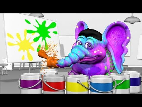 Visit Http Www Thegigglebellies Com To Find Out More About The Gigglebellies Music Videos And Products A Giggl Rainbow Learning Color Songs Art Lesson Video