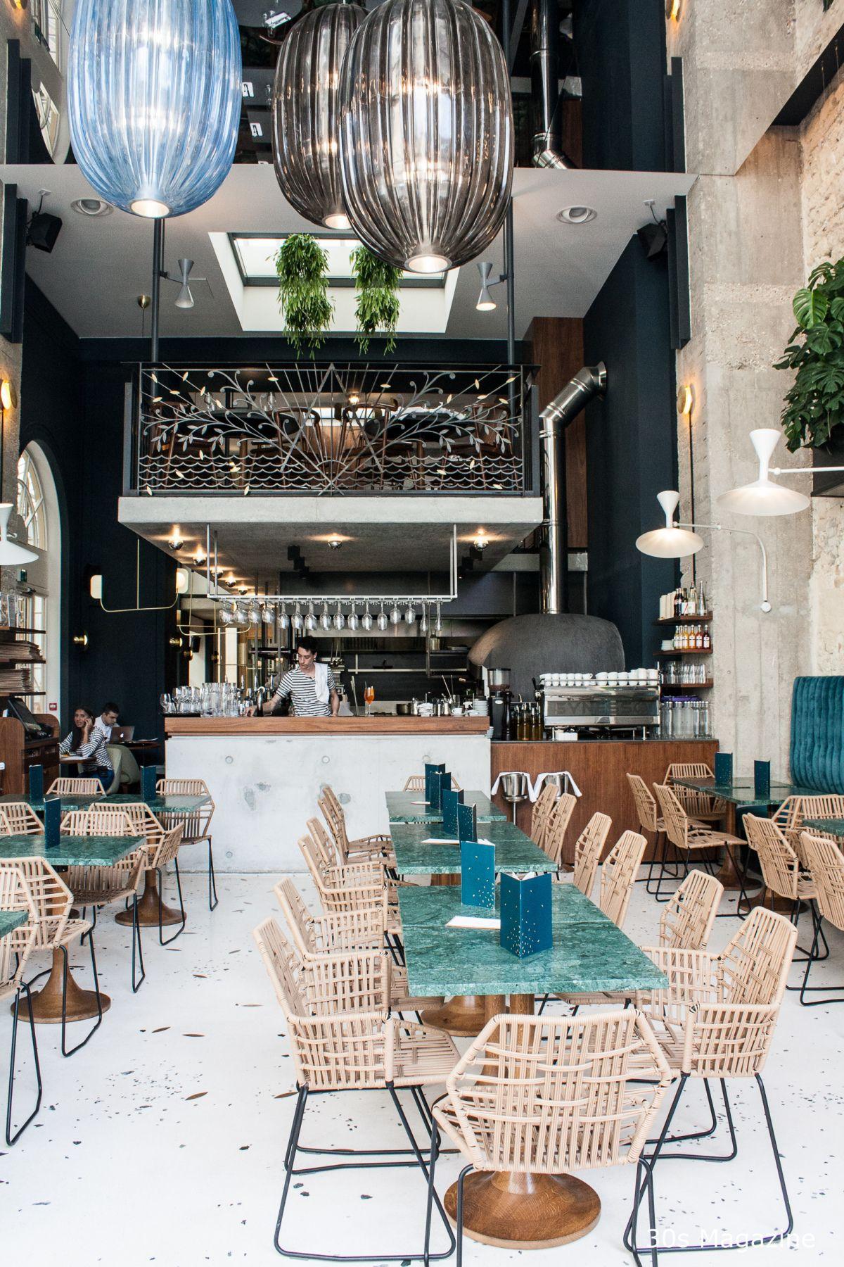 Daroco Paris   Café   restaurant design in 2018   Restaurante ... abb2fbc8159a