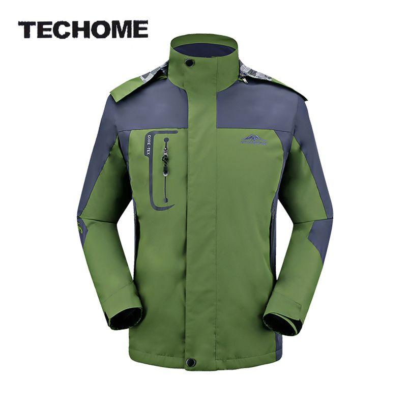 >> Click to Buy << Men&Women skiwear spring autumn out door jacket out door travel acampamento windproof rainproof lovers clothing jacket Size 5XL #Affiliate