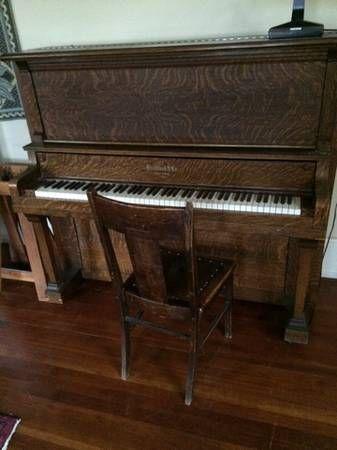 Free Bradford and Co Piano