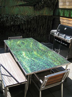 Superbe Mosaic Table   Google Search