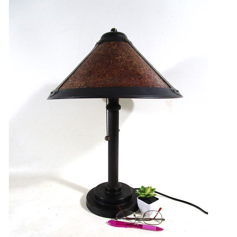 37+ Arts and crafts style table lamps information
