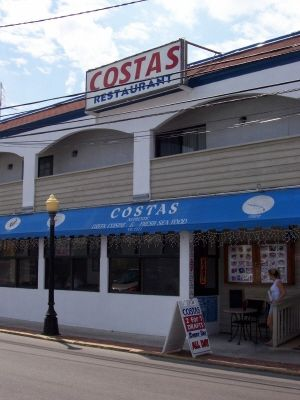 There Are Dozens Of Restaurants And Bakeries Tered Around Tarpon Springs Costas Serving Authentic Greek Cuisine Since 1977 Is A Favor