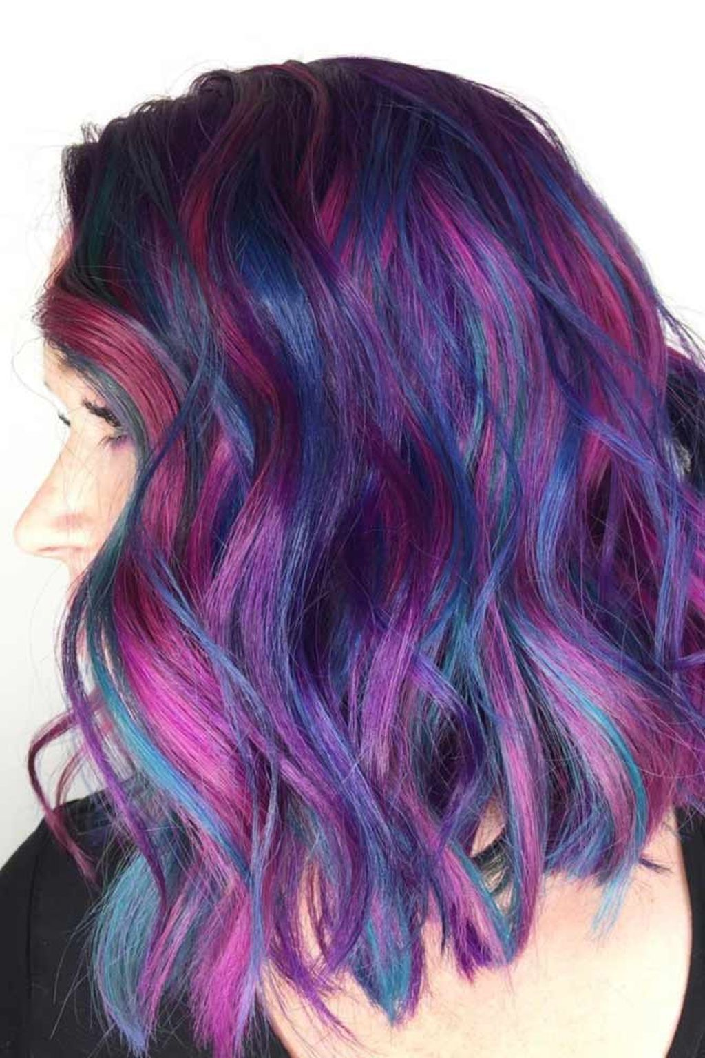 Inspiring Bold Ombre Hair Colors Ideas Trend 2018 13