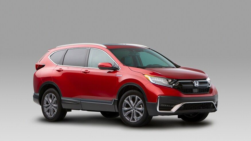 Honda Crv 2020 New Model