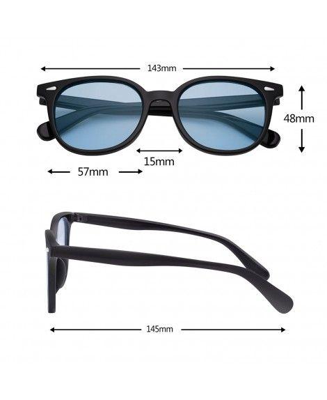 42618e7d362 Fashion Wayfarer Transparent Glasses for Women and Men Flat Lens ...