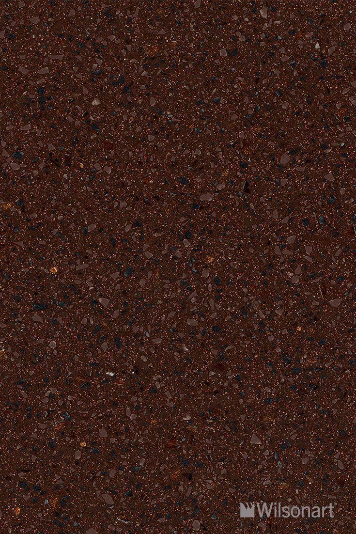 Garnet Glitz 9109cs Level 5 Red Brown Background With