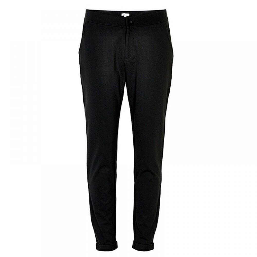 Photo of Part Two Pants – Mighty 110 pants, Black, #black #bukser #bukserJeans