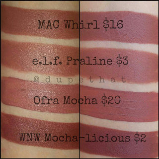 Dupethat: MAC Whirl Dupes                                                                                                                                                                                 More