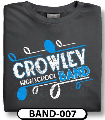 Design Custom Marching Band T-Shirts Online by Spiritwear   shirt ...