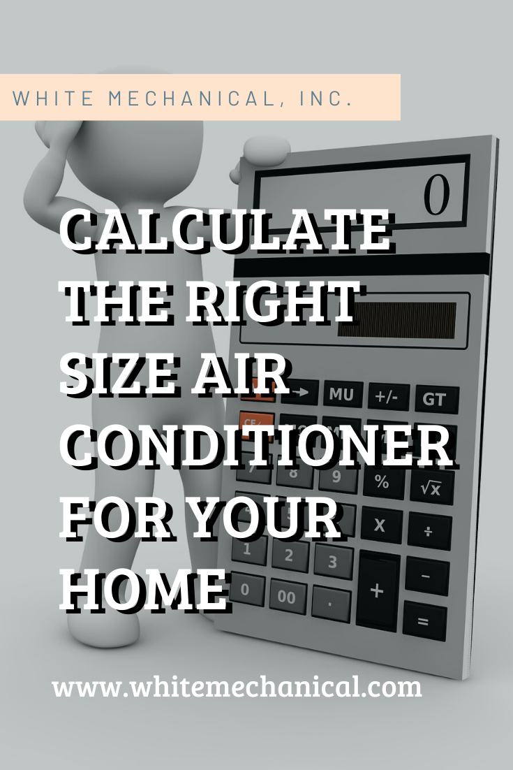 How to Calculate What Size Central Air Conditioner You
