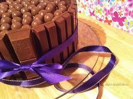 Image Result For طريقه كيكه الكتكات Chocolate Lovers Cake Chocolate Lovers Chocolate Kit Kat Cake