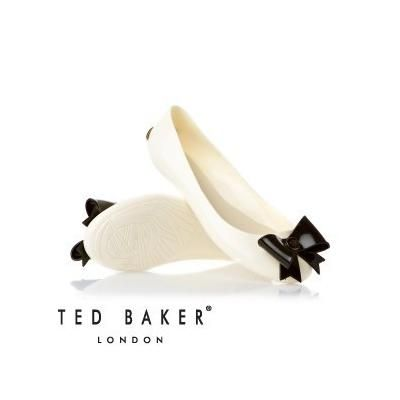 a8ccfcc3fbe8fe Ted Baker Shoes - Ted Baker Thuja Shoes - Cream Black
