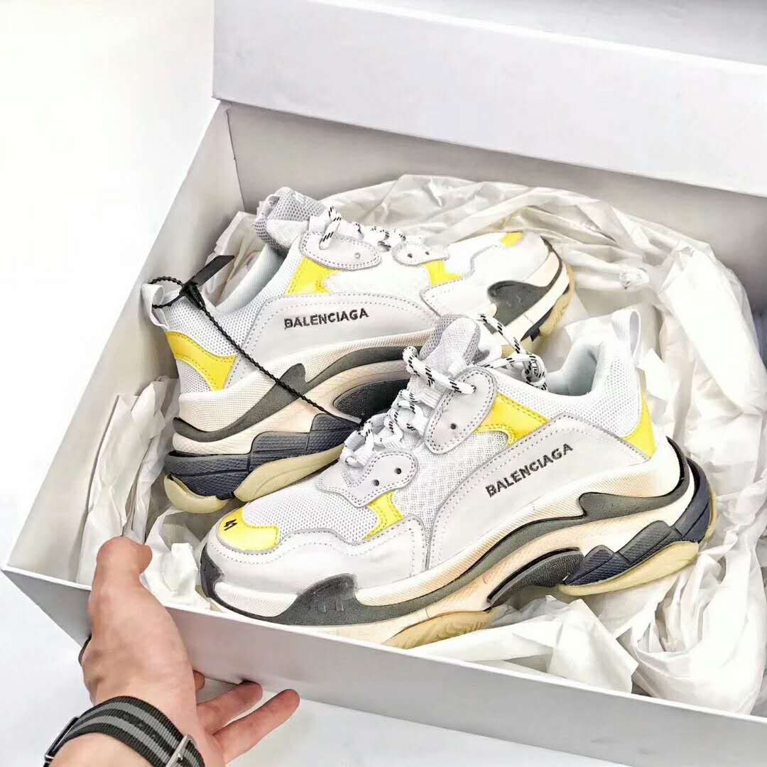 DSM x Balenciaga Triple S Sneaker London limited