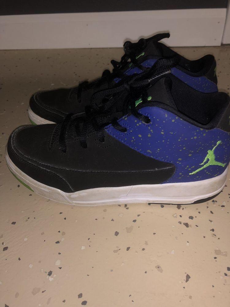 Boys Youth Jordan Retro Shoes Sz 3y John Cena Clothing Colors