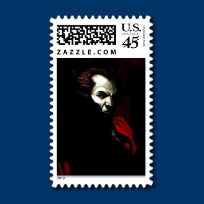 Blood of Darkness Stamp by fstasu55