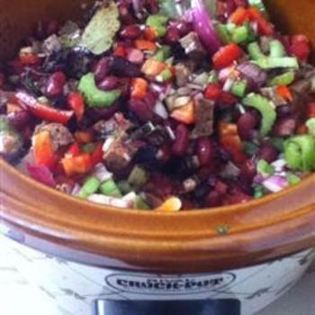 Bold Vegan Chili